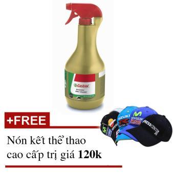 Xà phòng rửa xe Castrol Greentec Bike Cleaner + Tặng Nón kết cao cấp
