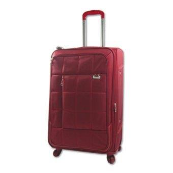 Vali kéo du lịch vải dù Cosas United đựng 20Kg TA0117 (Đỏ đậm)