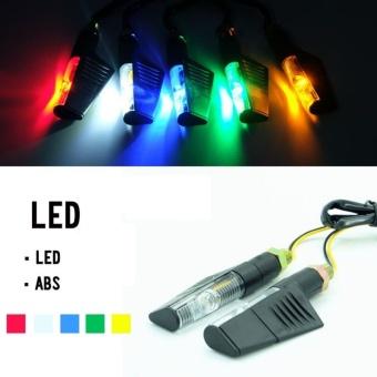 Bộ 2 đèn xi nhan LED, Đèn Led Xe Máy Giá Rẻ - Den Led Xe May Wave cao cấp