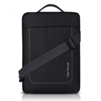 Túi laptop đeo vai Cartinoe Exceed Series 12inch (Đen)