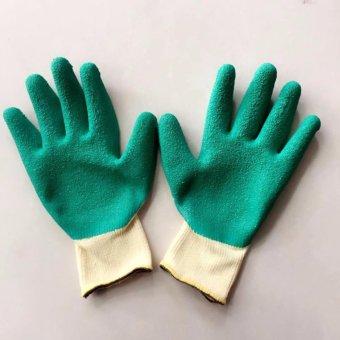 Găng tay phủ cao su loại dày