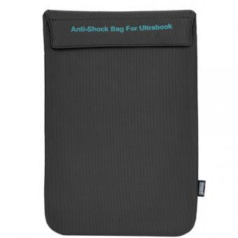 Túi chống sốc Ultrabook Ronal TCS03 (Đen Xanh)