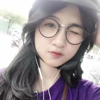 Kính gọng tròn nữ Hàn Quốc SW957