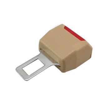 Chốt dây an toàn loại dời ( Vàng kem phối đỏ )