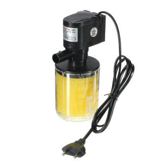 1000-3500L/H Submersible Water Internal Filter Pump For Aquarium Fish Tank Pond HX-1180F - intl