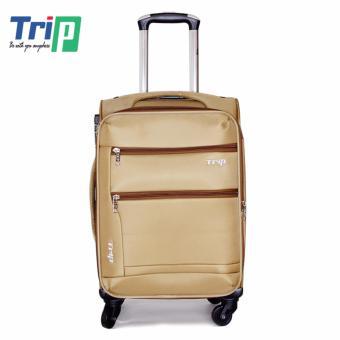 Vali Vải TRIP P038 Size S - 20inch (Vàng)