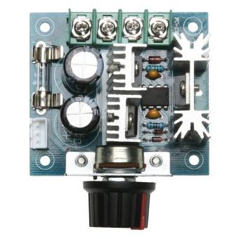 12V24V30V40V DC Motor Speed Governor PWM Controller 10A - intl