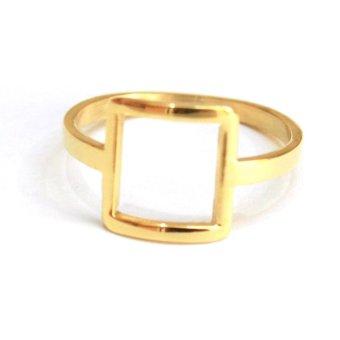 Nhẫn Titan không đen Bily Shop TITAN 826_2 (Vàng)