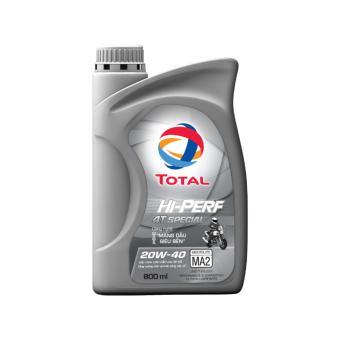 Nhớt xe số Total HI-PERF 4T SPECIAL 20W40 0.8L