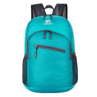 15L Ultralight Waterproof Nylon Travel Outdoor Foldable Backpacks Climbing - intl