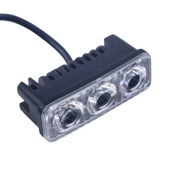 Đèn led trợ sáng C3 6w (sáng trắng)