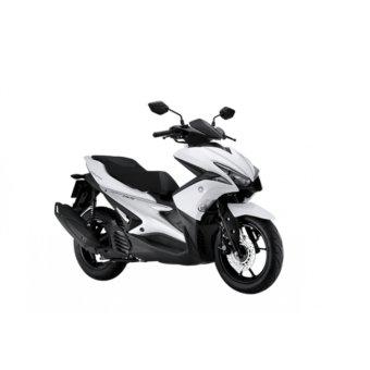 Xe tay ga Yamaha NVX 155 phiên bản tiêu chuẩn 2017 - Trắng