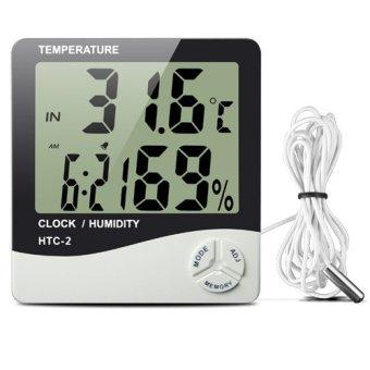 Mua Đồng hồ thông minh đo nhiệt độ và độ ẩm HTC-2 giá tốt nhất