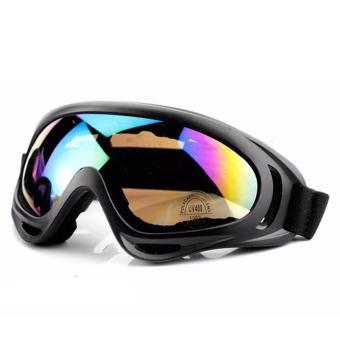 Mắt Kính Đi Phượt Chống Bụi và Tia UV X400 (Đa sắc)