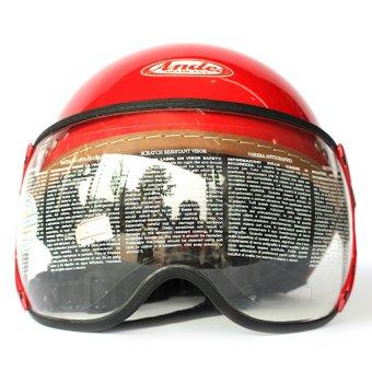 Mũ bảo hiểm Andes hally 180 (Đỏ)