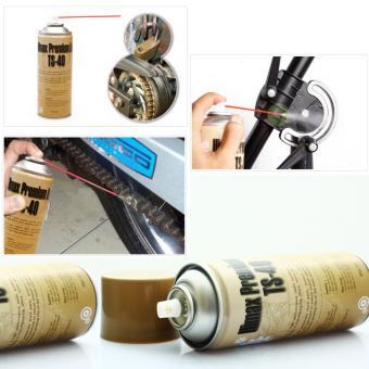 Bộ 3 chai xịt vệ sinh sên, làm sạch, chống sét TS-40 450ml