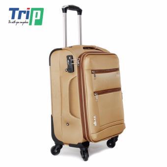 Vali Vải TRIP P038 Size L - 28inch (Vàng)