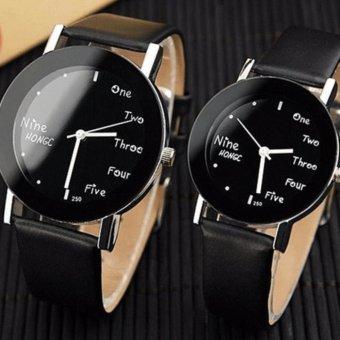 Đồng hồ nam dây simili thời trang DH24NAM