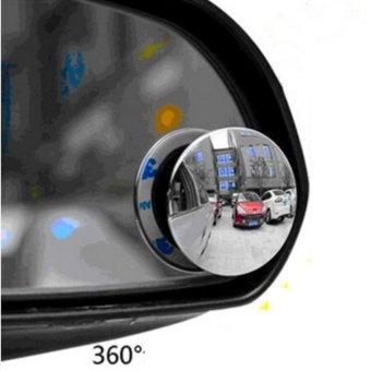 Bộ 2 Gương Phụ Chiếu Hậu ô tô 360 độ HQ206017-2