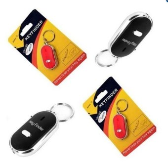 Bộ 4 thiết bị huýt sáo tìm chìa khóa