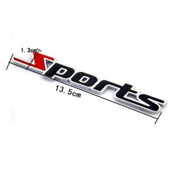 Chữ nổi Sport