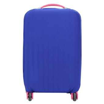 Túi bọc Vali du lịch Trolley - xanh đậm