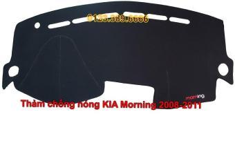Thảm chống nắng Taplo ô tô Kia Morning đời 2008-2011