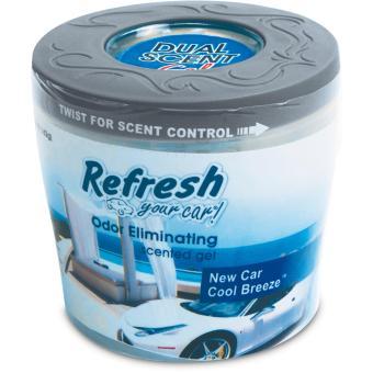 Sáp thơm xe hơi khử mùi Refresh Your Car hương thơm nhiệt đới