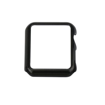 For Apple Watch Case Protector Cover iWatch 42mm Protect Skin Bumper Black - Intl