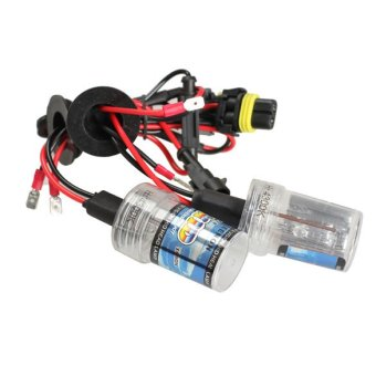 2PCS Xenon HID H7 4300K 35W Head Lamp Headlight Bulbs for Car Auto - INTL