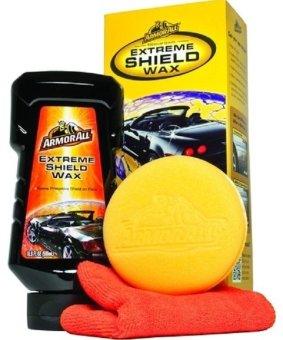Dung dịch lau bóng sơn xe Armorall Extreme Shield Wax 500ml