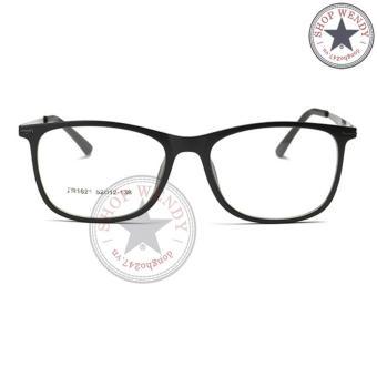 Gọng kính cận unisex K181 (Đen)