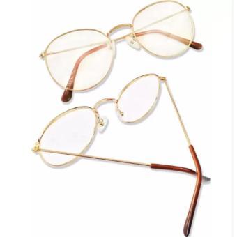 Mắt kính ngố Nobita nam-nữ 450 (Vàng)