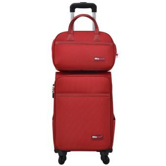 Bộ vali du lịch Macat M18BC (ĐỎ)
