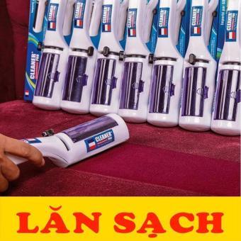Cây lăn bui làm sạch đa chức năng Cleaner Pro (Trắng)