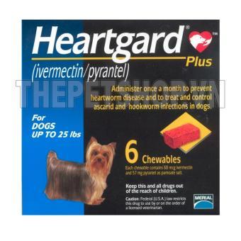Heartgard plus blue dành cho chó
