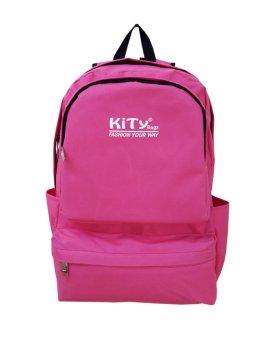 Ba lô thời trang KityBags gr078 (hồng)