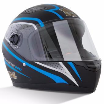 Mũ bảo hiểm Royal M136 (Tem xanh mới)