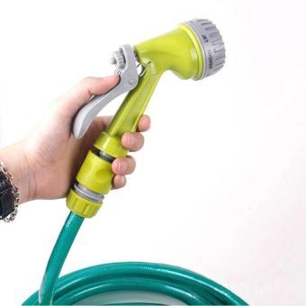 Bộ vòi xịt rửa xe tưới cây đa năng kèm dây dài 10 mét TI473