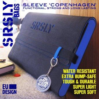 Túi chống sốc SRSLY cho MacBook Air 13 inch (Xanh Đen)