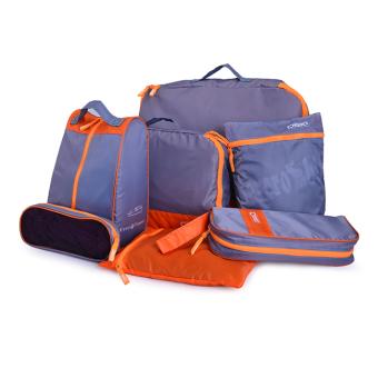 Bộ 7 túi du lịch chống nước (Cam)