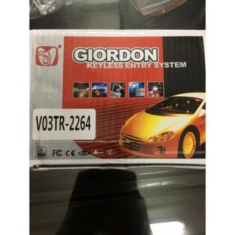 Bộ điều khiển khóa cửa ô tô Giordon V03TR_2264