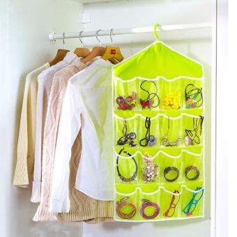 Túi treo đồ lót 16 ngăn tiện lợi.