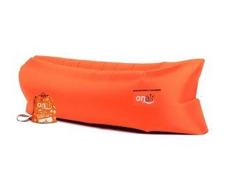 Giường hơi, nệm hơi tiện lợi On Air size nam 2.7m (Cam)