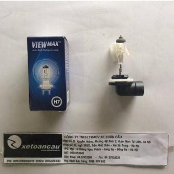 Bóng đèn Korea Viewmax H881.12V.27W- H881.12V.27W -Nhập khẩu Hàn Quốc- Xe Toàn Cầu