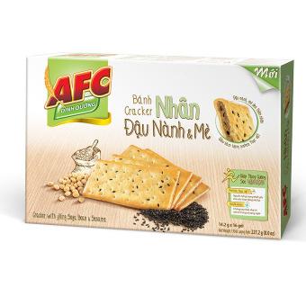 Mua Bánh AFC dinh dưỡng Đậu Nành mè 227.2g giá tốt nhất