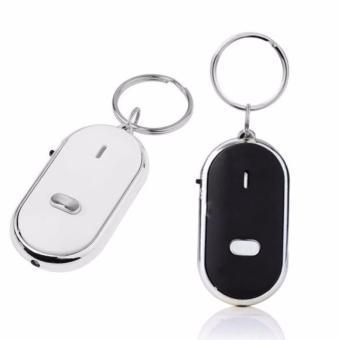 Bộ 2 móc khóa huýt sáo tìm chìa khóa siêu thông minh