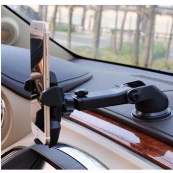 Giá đỡ kẹp điện thoại trên xe hơi, ô tô kéo dài, thu hẹp