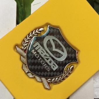 Logo dán xe hơi các hãng ( Mazda)