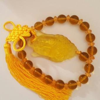 Dây Treo Phong Thủy Ô Tô Tượng Phật MDC56